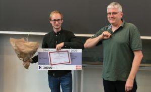 PhD award 2020
